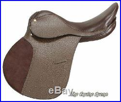 18 Inch English Saddle Package All Purpose Havana Brown 7 Gullet