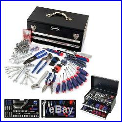 239 Piece All-Purpose Mechanics Tool Set Home Maintenance Automotive Repair Kit