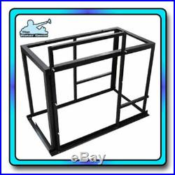 350L Professional Upright Tank Frame for Window Cleaning Water fed Pole