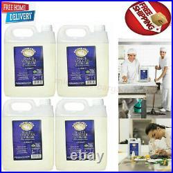 4 Pack Distilled White Vinegar 5L Weed Killer Vinegar Home Clean Odors Limescale