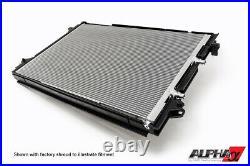 AMS Alpha Primary Heat Exchanger For 2012-2020 Mercedes-Benz 5.5L BiTurbo