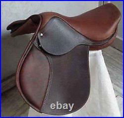 All purpose Leather English Saddle
