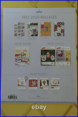 Anita Goodesign ALL ACCESS VIP Club JULY 2020 Embroidery Design CD & BOOK