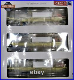 Athearn Ready To Roll 64014 Trinity 57' All-purpose 3 Unit Spine Cars #360909 Ho