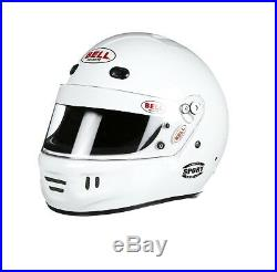 Bell SPORT Helmet Snell SA2015 All-purpose Racing, Karting +FREE Fleece Bag