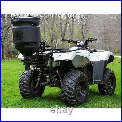 Buyers Products 12V Vertical Mount ATV 15 Gallon All Purpose Broadcast Spreader