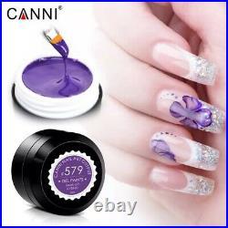 CANNI Gel Lacquer 5ml Gel Polish Enamel Design Nail Painting Color Gel Varnish
