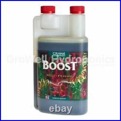 Canna Boost Accelerator 1L Flowering Plant Bloom Booster / Additive / Enhancer