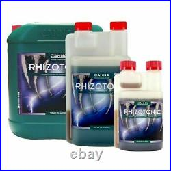 Canna Rhizotonic 250ml 1 5L Root Stimulator Plant Nutrients Additive Hydroponics