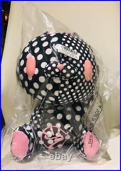 Chax GP Gloomy Bear All Purpose Bunny Rabbit Crazy Dot Black Pink Japan 20th