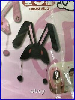 Chax GP Gloomy Bear All Purpose Rabbit Bunny Cap Hat Black CGP 312 Costume Taito