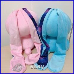 Chax-GP Gloomy bear All Purpose Rabbit Bunny Plush CGP-492 Cosmic Pink Blue Rare