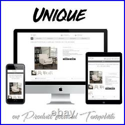 Complete Professional Custom eBay Store Design 100% compliant with all new rules