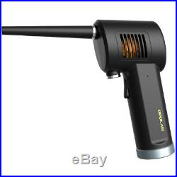 Compressed Air Duster Cordless Handheld Computer Vacuum Clean Spray Gun 6000mAH