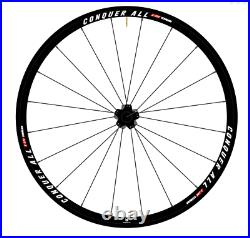 Conquer Elite S-300 Fixed Gear Wheelset All New Design