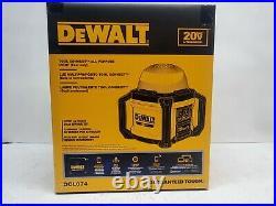 DEWALT DCL074 20V All-Purpose Work Light (Tool Only) New