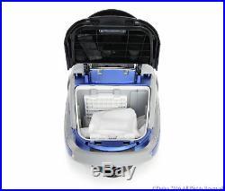 Demo Model Prolux TerraVac Blue 5 Speed Quiet Vacuum Cleaner with HEPA Filter