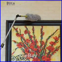 DocaPole 30 Foot (9.5m) High Reach Dusting Kit with 6-24 Foot (2m 7m) Extensio