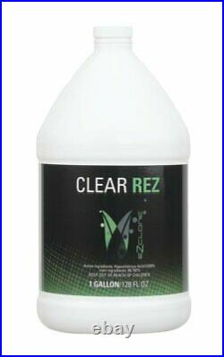 EZ Clone Clear Rez 1 Gal Suitable For Hydroponic Aeroponic And Soil Applications