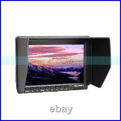 FEELWORLD FW759 7 Slim Design HD IPS 1280x800 Field LCD Monitor For All Camera