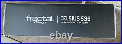 Fractal Design Celsius S36 360mm Silent High Performance Slim Expandable All-In1