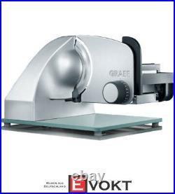 GRAEF M 20 Master All Purpose Slicer 170 Watts Silver Genuine New