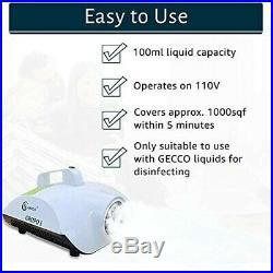 Gecco Gropo I Air Disinfectant Fogger & Sanitizer Sprayer Machine