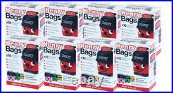 Genuine Numatic HENRY Vacuum Hoover Bags Hetty Cleancare Hepa-Flo Bags
