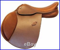 HDR Henri De Rivel Advantage All Purpose English Saddle 15 15.75 16 16.5 17.5
