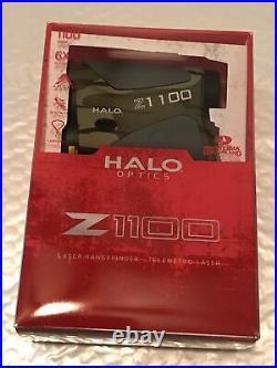 Halo Optics Z1100 Platform 6x Laser Rangefinder NEW