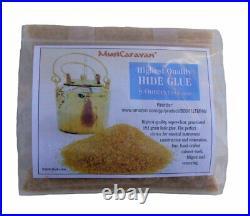 Hot Glue Pot Combo Hand Made Brass Pot for Hide Glue, Electric Warmer