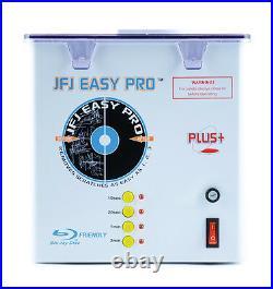 JFJ EASY PRO DISC REPAIR MACHINE for AUDIO CD DVD XBOX 360 PS3 Wii DISCS UK PLUG