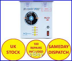 JFJ EASY PRO DISC REPAIR MACHINE for AUDIO CD DVD XBOX 360 Wii DISCS