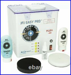JFJ Easy Pro Universal CD/DVD Disc Repair Machine XBox 360 PS3 WII HD DVD New