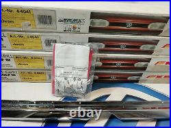 Kamei front grill spoiler in chrome design fit to all VW Golf mk3 1992-1997 mode