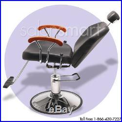 MULTI ALL PURPOSE Reclining Styling Chair Shampoo Salon Furniture Equipment New