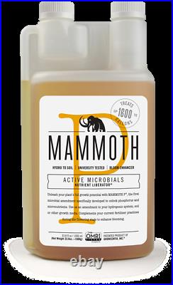 Mammoth P Microbes Active Microbials Phosphorus Bud Bloom Booster 1000mL