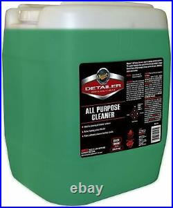 Meguiar's D101 All Purpose Cleaner 5 Gallon Meguiars APC Interior and Exterior