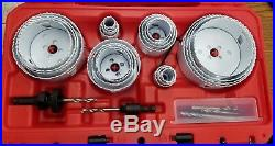 Milwaukee 49-22-4185 All Purpose Professional Hole Dozer Hole Saw Kit 28 Piece