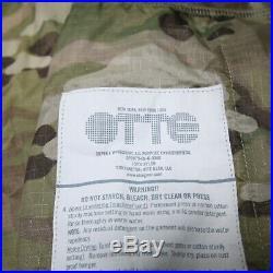 NEW Otte Gear Multicam All Purpose Environmental Super L Windshirt Size Large