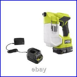 NEW Ryobi ONE+ 18V Cordless Handheld Sprayer Kit (PSP01K) New in Box