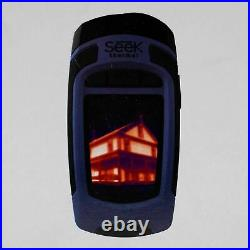 NEW Seek Thermal Reveal Ruggedized All Purpose Thermal Imaging Camera in Blue