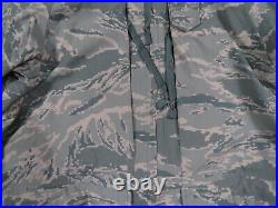 NWOT Military Environmental All Purpose Gore Tex Camouflage Parka Jacket XS