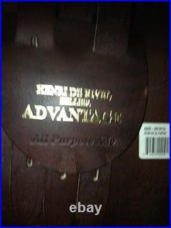 New 15 Henri De Revel All Purpose Advantage Childs Saddle