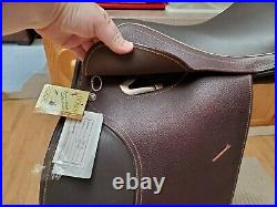 New withtags 18 Marchog All Purpose English Saddle
