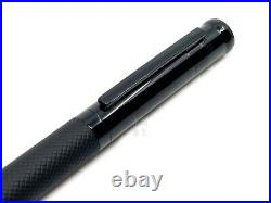 Otto Hutt Design 04 All Black Matt 18K Fountain Pen