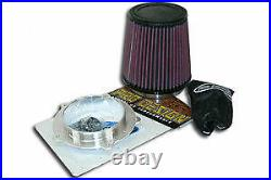 Pro Design Pro Flow Air filter Intake Kit KN K&N Yamaha YFZ450 YFZ450R All Years