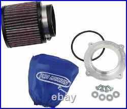 Pro Design Pro Flow K&N Filter Intake Kit Arctic Cat DVX400 DVX 400 All Years