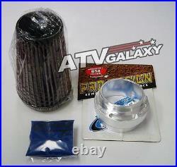 Pro Design Pro Flow K&N KN Air Filter Intake Kit Polaris Outlaw 525 IRS All Year