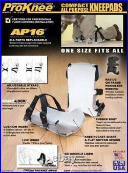 Proknee AP16 1 All Purpose Kneepads